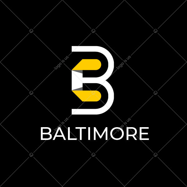 B Baltimore Logo