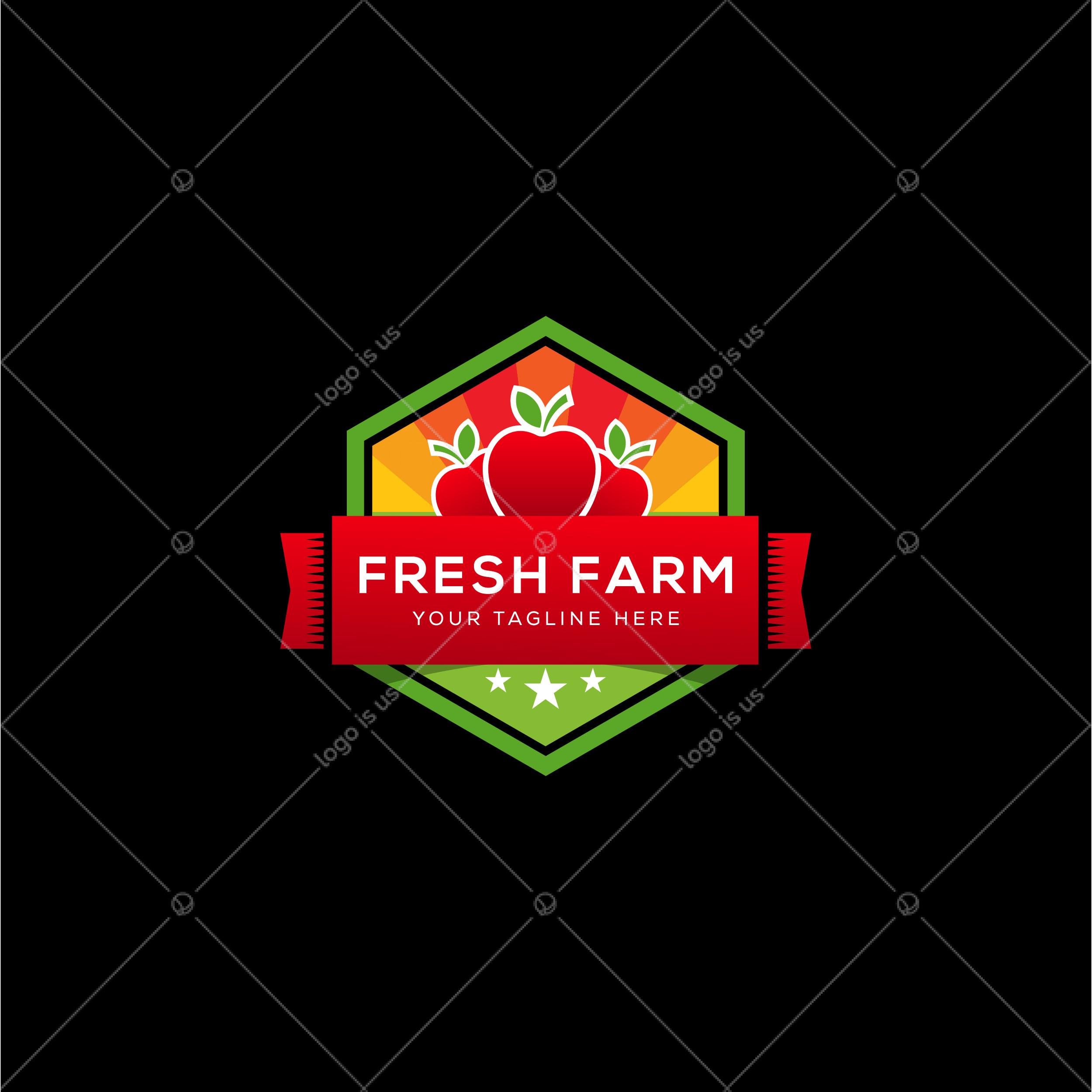 Fresh Farm Logo