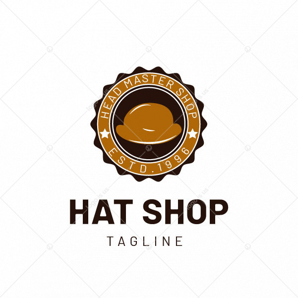 Hat Shop Logo