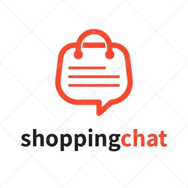 Shopping Chat Logo